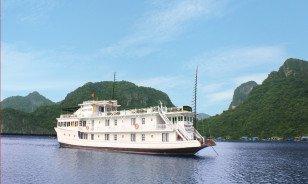 Tour du lịch Hạ Long 2 ngày - Du thuyền Majestic cruise