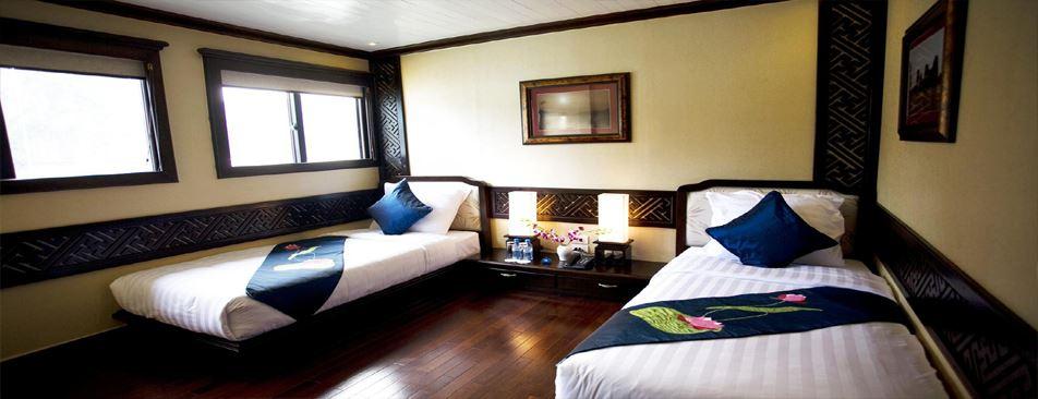 Paradise Luxury cruise twin cabin
