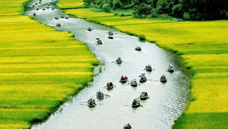 Tour du lịch Hoa Lư - Tam Cốc 2
