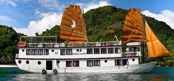 Tour du lịch Hạ Long 2 ngày du thuyền Phoenix cruise.jpg