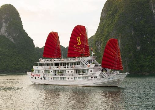 Syrena cruise