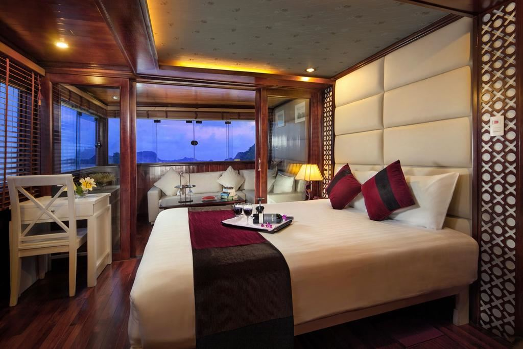Paloma cruise Double cabin