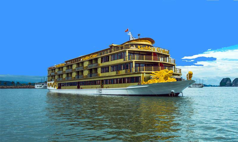 Tour du lịch Hạ Long 2 ngày du thuyền Golden cruise.jpg