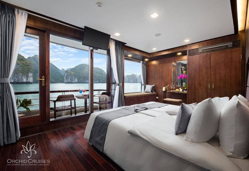 Orchid cruise double cabin