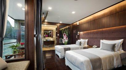 Orchid cruise twin cabin