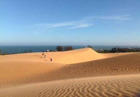 Tour du lịch Mũi Né, Phan Thiết 2 ngày