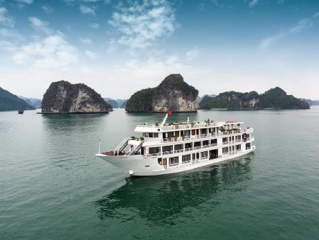 Du thuyền Alisa cruise