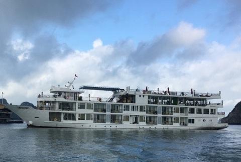 Du thuyền Ancora cruise