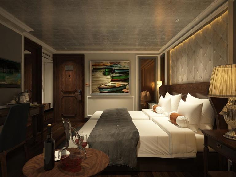 Athena cruise twin cabin