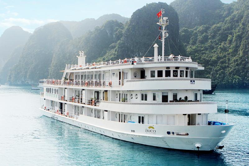 Tour du lịch Vịnh Hạ Long 3 ngày - Du thuyền Âu Cơ