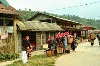 Tour du lịch Sapa, bản Cát Cát, Lao Chải, Tả Van 3 ngày 4 đêm
