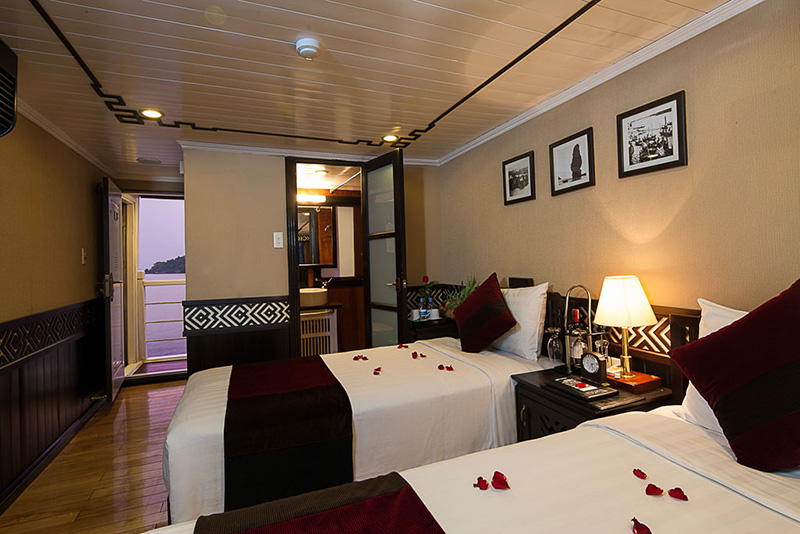 Carina cruise twin cabin