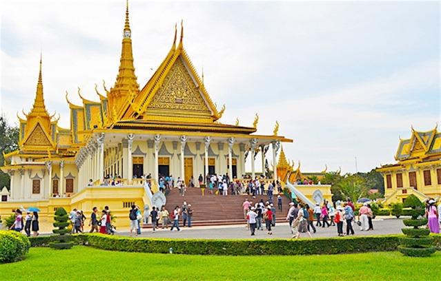 Chùa Vàng Cambodia