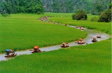 Tour du lịch chùa Hương, động Hương Tích 1 ngày