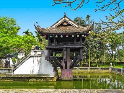Tour du lịch tham quan Hà Nội 1 ngày