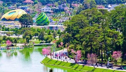 Tour du lịch 30/4 - Sài Gòn, Đà lạt mộng mơ 4 ngày