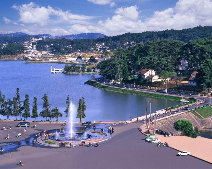 Tour du lịch Đà lạt TP Ngàn hoa 3 ngày