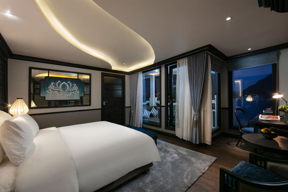 OGallery cruise - Double room