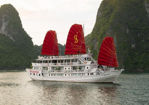 Tour du lịch Hạ Long 2 ngày - Du thuyền Syrena cruise