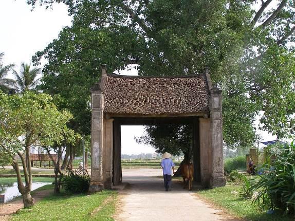 Tour du lịch Làng Cổ Đường Lâm, Vạn Phúc