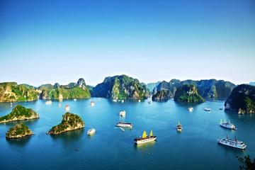 Tour du lịch Vịnh Hạ long, Đảo Tuần Châu 2 ngày