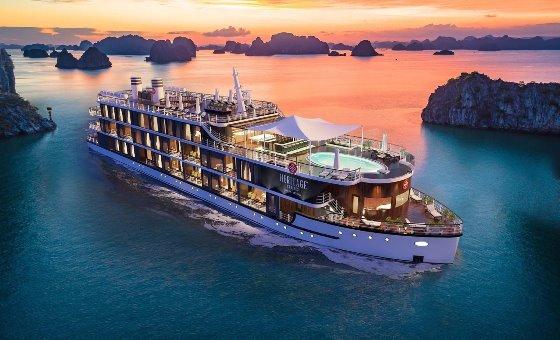 Du thuyền Heritage Cruises