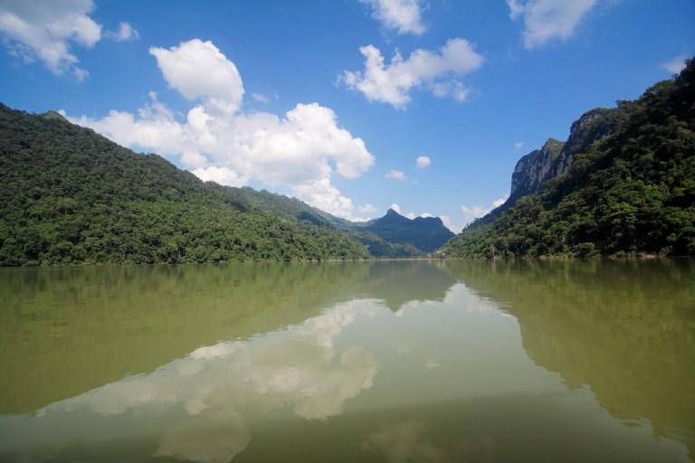 Hồ Ba Bể 1