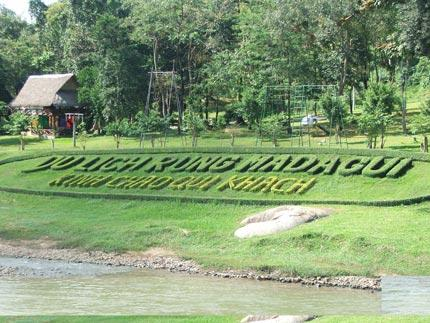Tour du lịch Madagui, Bảo Lộc 2 ngày