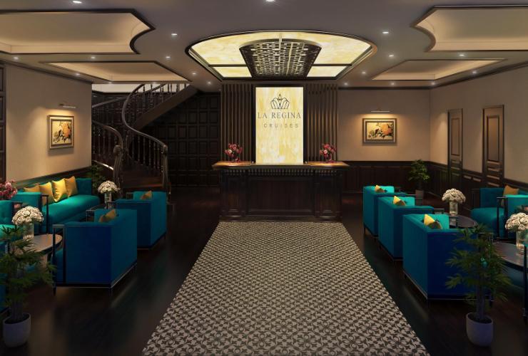 La regina Legend restaurant