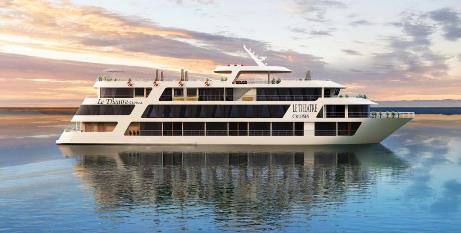 Du thuyền Le Théatre cruise