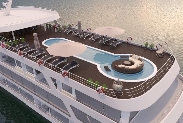 Le Théatre cruise Sundex
