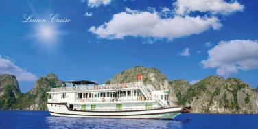 Tour du lịch Vịnh Hạ Long du thuyền Lemon cruise