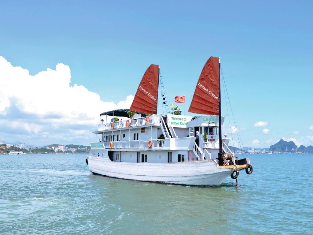 Tour du lịch Vịnh Hạ Long 3 ngày - Du thuyền Lemon cruise