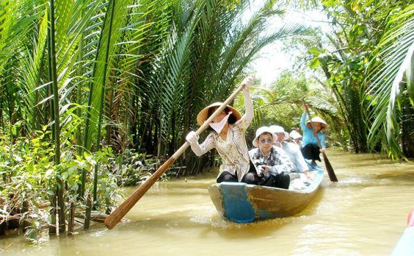 Tour tết Canh Tý - Tiền Giang, Bến Tre, Vĩnh Long, Cần Thơ