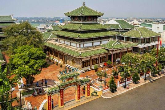 Tour tết Canh Tý - Sài Gòn, Châu Đốc, Hà Tiên, Cần Thơ