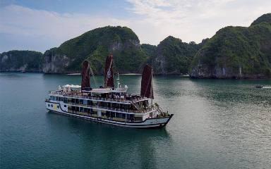 Tour du lịch Vịnh Lan Hạ 2 ngày - Du thuyền Orchid Cruise