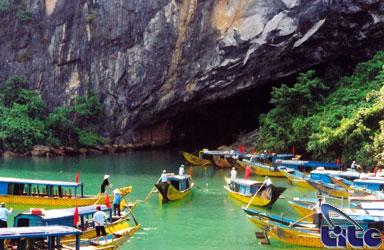 Tour du lịch Huế, Động Phong Nha 03 ngày (Đón tiễn tại Huế)