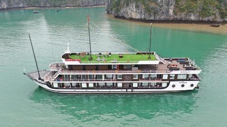Du thuyền Serenity Cruise