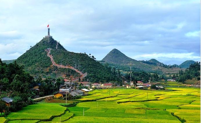Tour du lịch Hà Giang, Đồng Văn, Lũng Cú