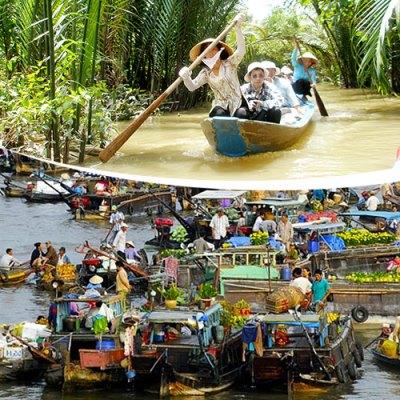 Tour du lịch 30/4 - Tiền Giang, Cần Thơ, Châu Đốc 3 ngày