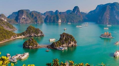 Tour du lịch Vịnh Hạ Long 1 ngày VIP