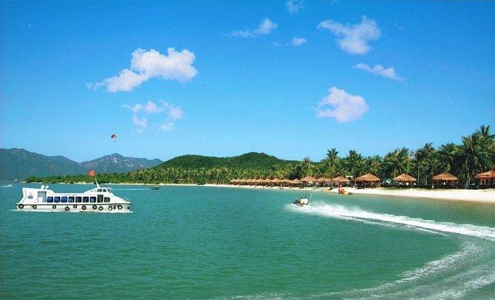 Tour du lịch Nha Trang, Vịnh Nha Phu, Vinpear land 3 ngày