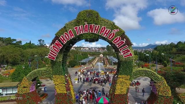 Tour tết Canh Tý - Sài Gòn - Đà Lạt thành phố Ngàn hoa