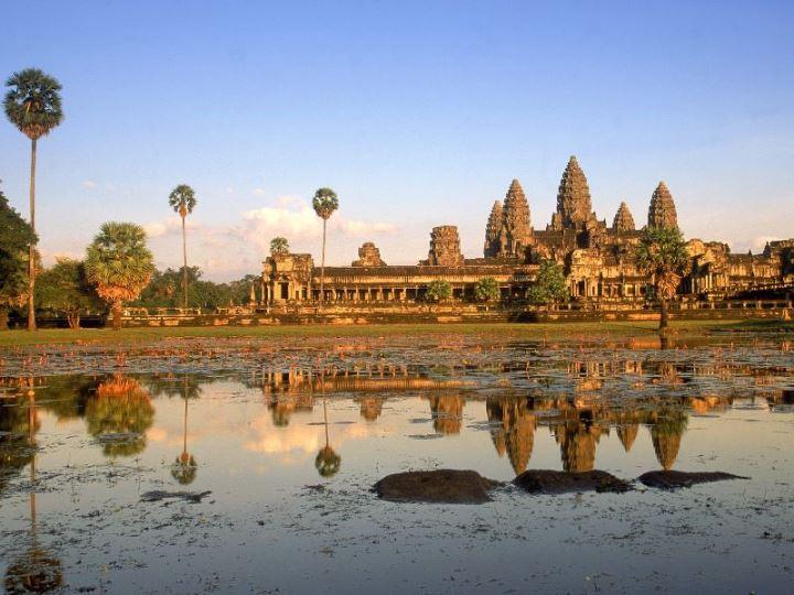 Angkok Wat Cambodia
