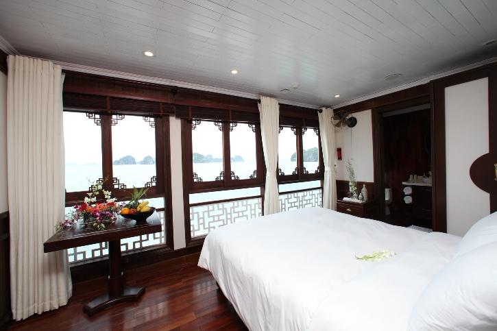 Au co cruise double cabin