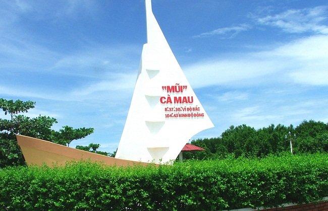 Tour du lịch Tiền Giang, Rạch Giá, Cà Mau, Cần Thơ 4 ngày