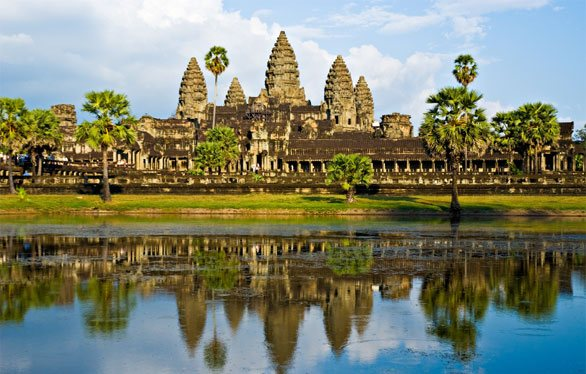 Tour du lịch Cambodia, Siem Reap, Phnompenh 4 ngày