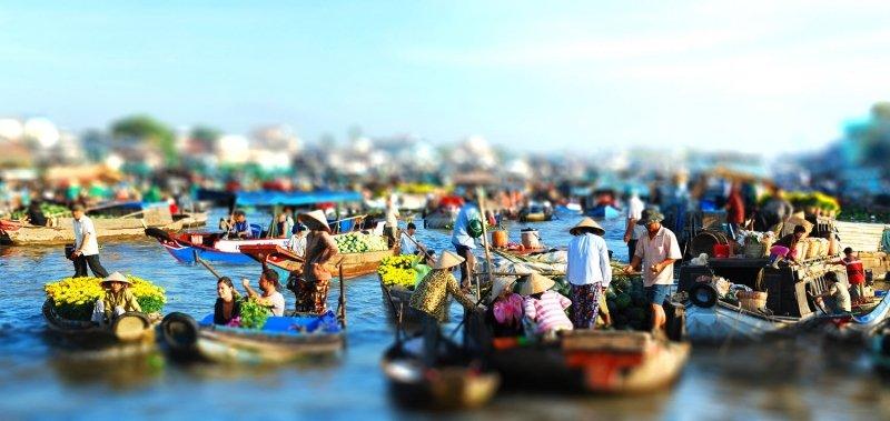 Tour du lịch Châu Đốc, Hà Tiên, Cần Thơ 4 ngày
