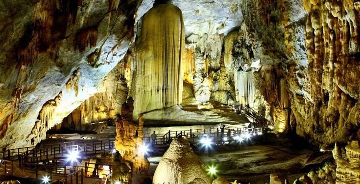 Tour du lịch Huế, Động Thiên Đường 3 ngày