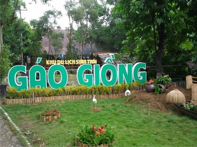 Tour du lịch Đồng Tháp, Gáo Giồng 1 ngày